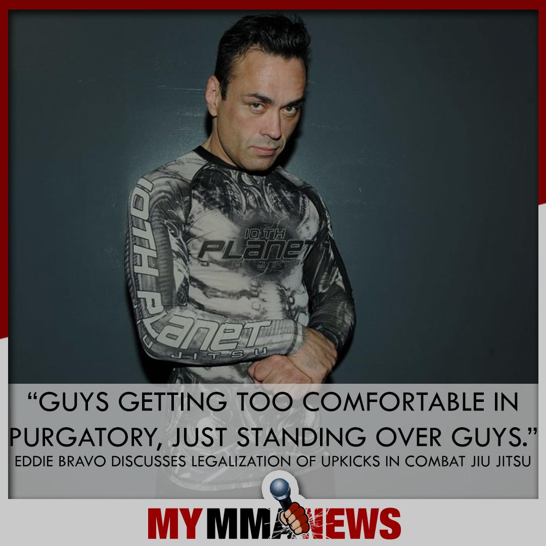 Eddie Bravo, Combat Jiu Jitsu