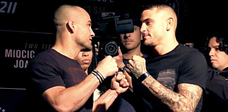 Eddie Alvarez vs Dustin Poirier 2 set for UFC on FOX 30 in Calgary