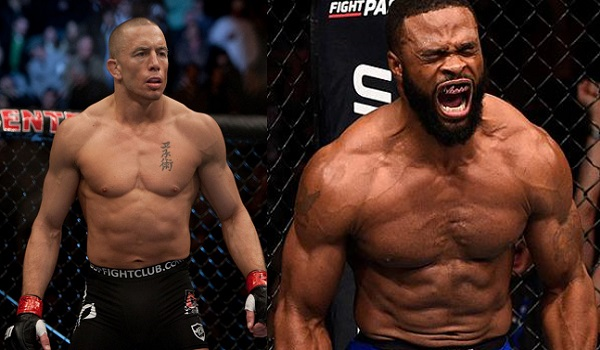 Tyron Woodley, GSP, Georges St-Pierre