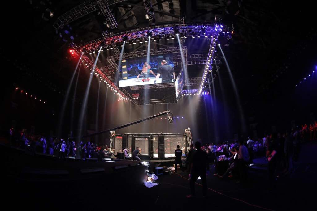 Brave Combat Federation reaches new heights with Europe debut