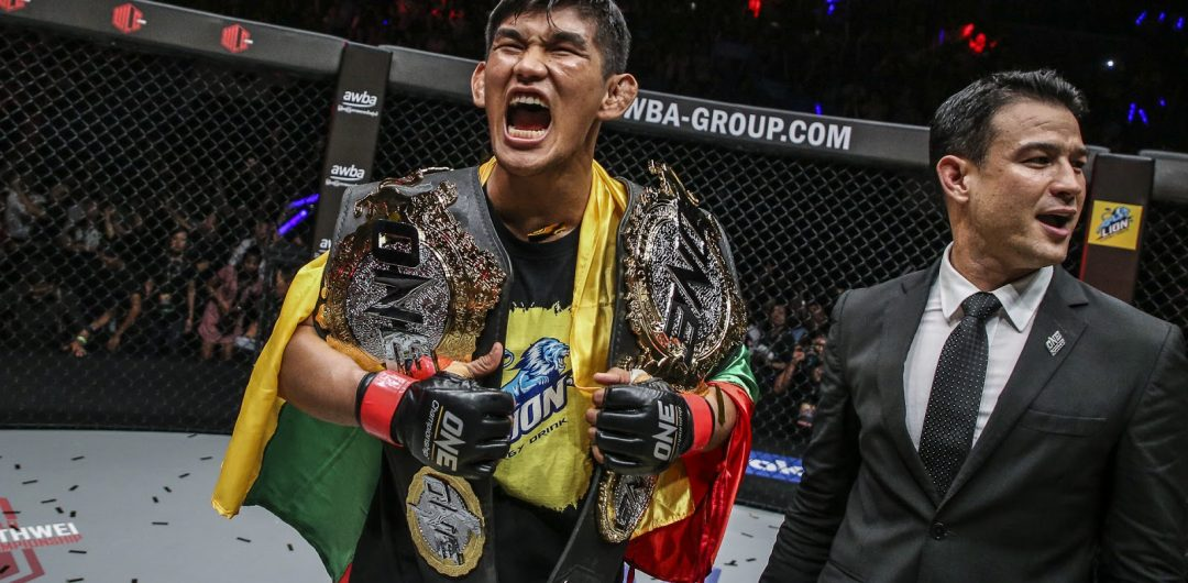 Aung La N Sang to Defend ONE Middleweight Title Against Ken Hasegawa in Yangon