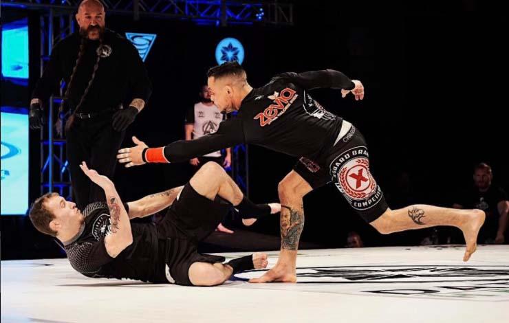 Eddie Bravo Legalizes Upkicks in Combat Jiu Jitsu