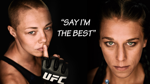 "Rose Namajunas not interested in Joanna Jedrzejczyk trilogy ""unless she says I'm the best"""