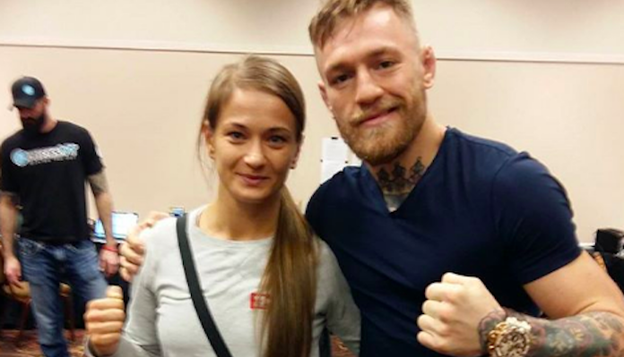 Karolina Kowalkiewicz won't sue Conor McGregor for bus incident, says she received a personal apology