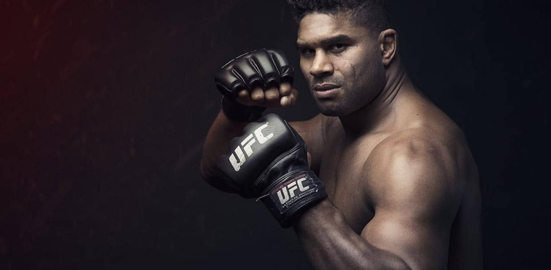 """Alistair Overeem on getting moved off UFC 225 Main Card: """"It's all good"""""""