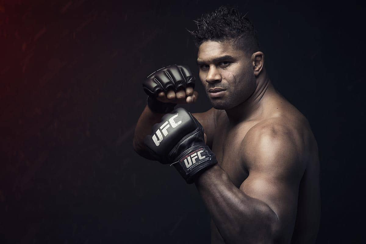 Alistair Overeem On Getting Moved Off Ufc 225 Main Card