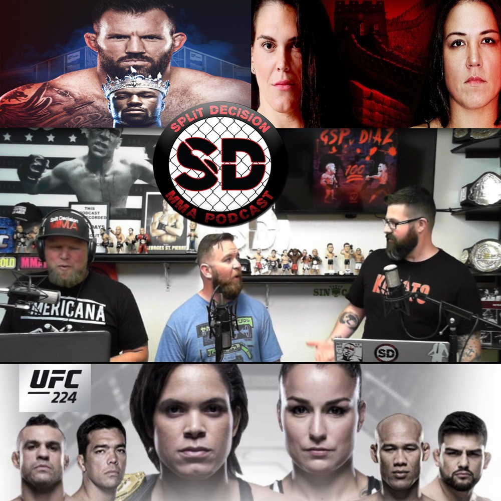 Split Decision MMA Podcast, ESPN