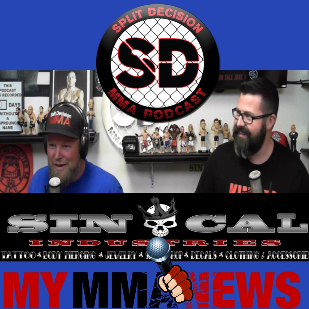 Split Decision MMA Podcast - UFC Moscow, Chuck Liddell back, more