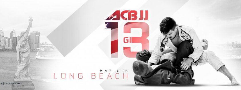 ACB JJ 13 Live Results From Long Beach, California