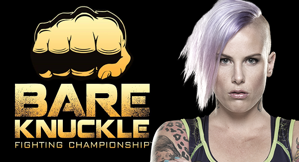 Bec Rawlings, Bare Knuck Fighting Championship