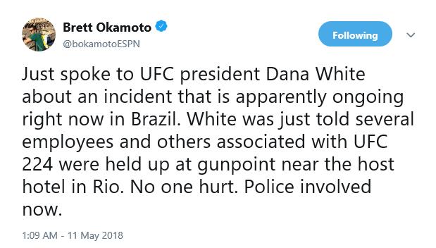 Brett Okamoto tweet