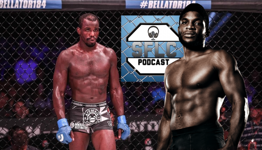 SFLC Podcast – Ep. 311: Paul Daley & Carrington Banks + 'The Obsessor & The Professor'