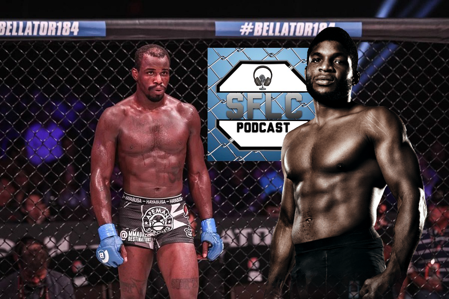 SFLC Podcast - Ep. 311: Paul Daley & Carrington Banks + 'The Obsessor & The Professor'