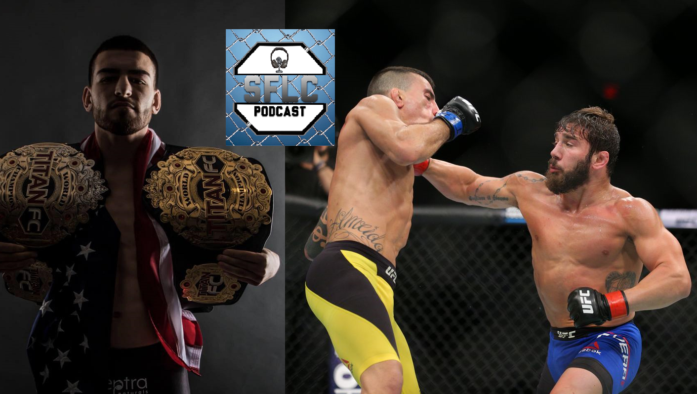 SFLC Podcast - Episode 315: Jimmie Rivera and Jose Torres
