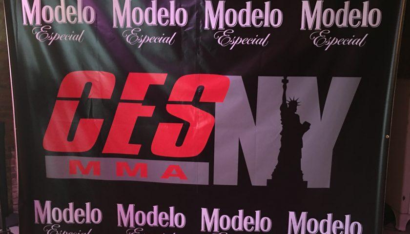 CES NY MMA Live Results: John Gotti III TKO's Eddie Haws