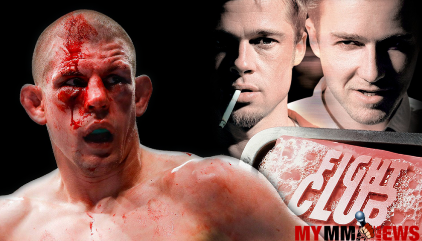 Joe Lauzon Talks Pro Wrestling Influence, Fight Club Moments and Flawless Victories