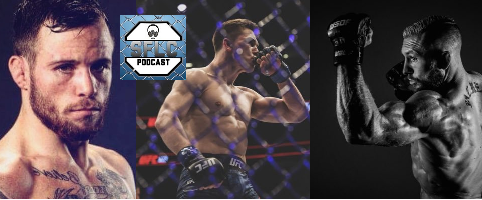 SFLC Podcast - Episode 314: Alex Hernandez, Lance Palmer & Jarred Brooks