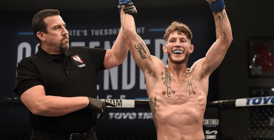Focused and prepared, Mike Santiago knows the stakes at UFC 225
