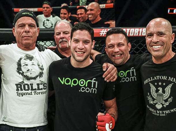Royce Gracie on nephew, Neiman's Bellator future