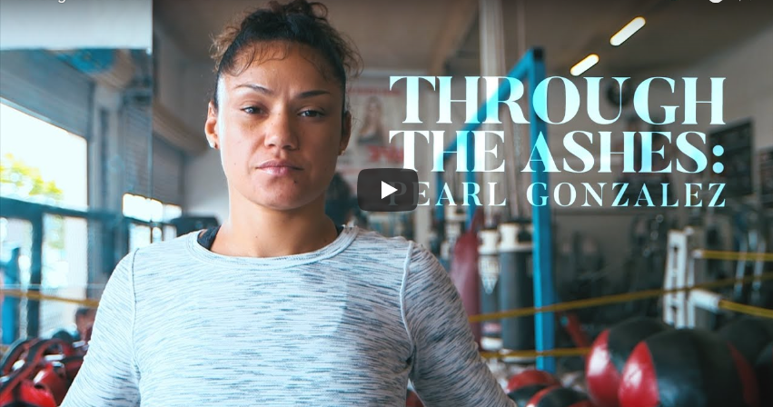 "Invicta FC Introduces ""Through the Ashes"" Video Series"