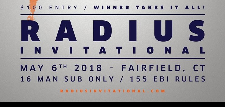 Radius Invitational 3 – LIVE RESULTS