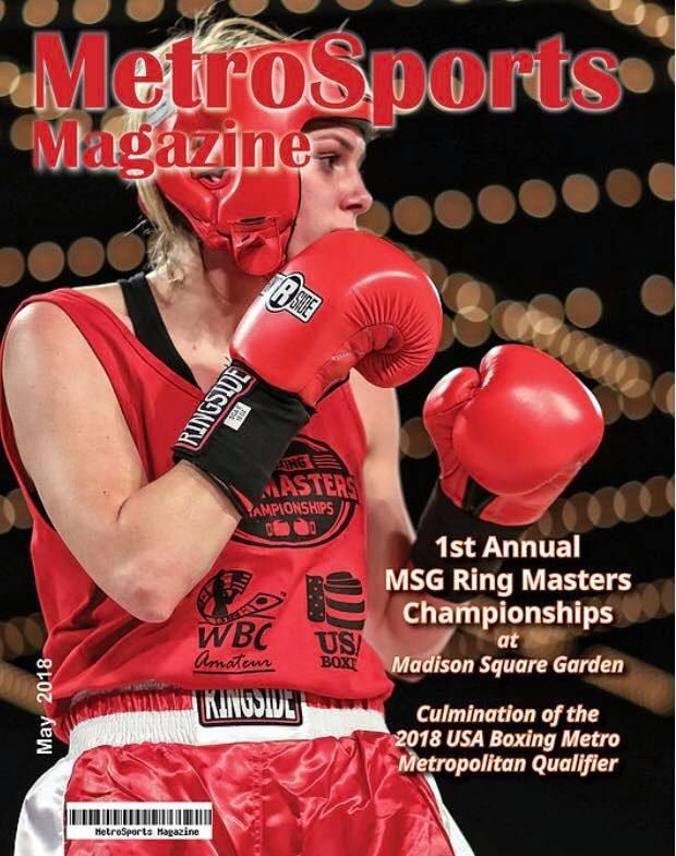 Sarah Thomas Wins Ring Masters Boxing Title at MSG