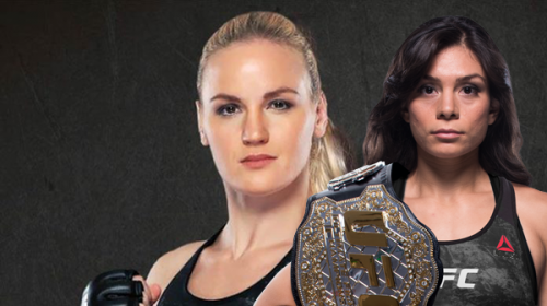"Valentina Shevchenko to Nicco Montano: ""If you don't wanna fight, leave the belt"""