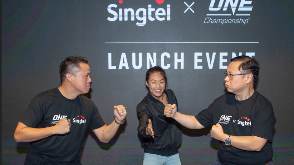 ONE Championship content FREE on Mobile App!