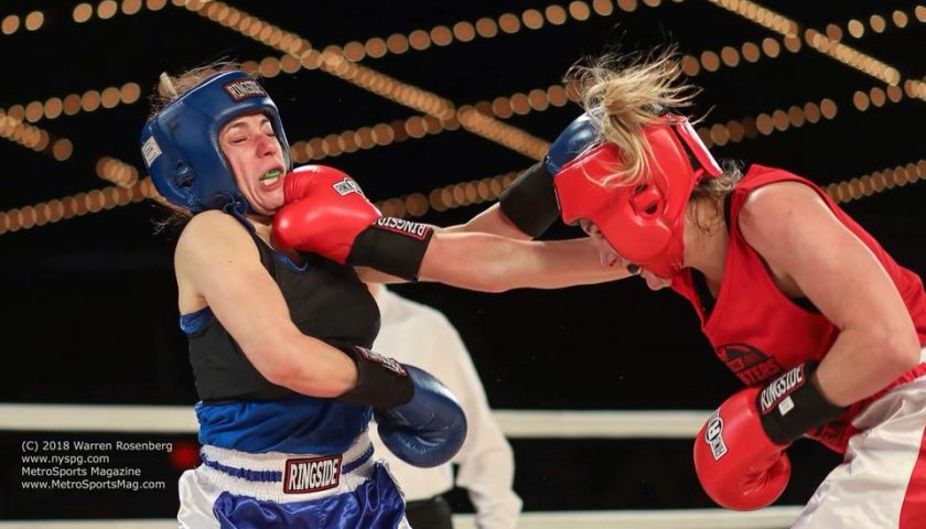 Sarah Thomas Wins Ring Masters Boxing Title at MSG