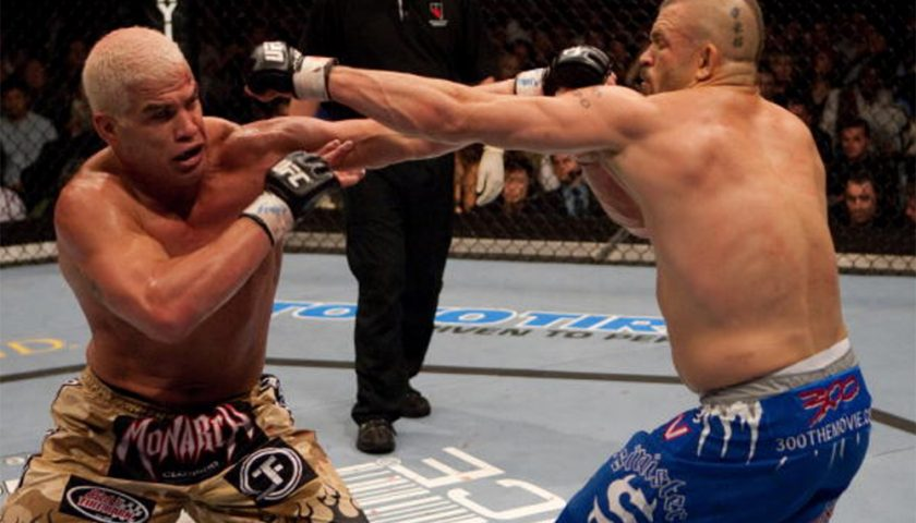 "Tito Ortiz: ""I never got a fair shake against Chuck Liddell in the UFC"""