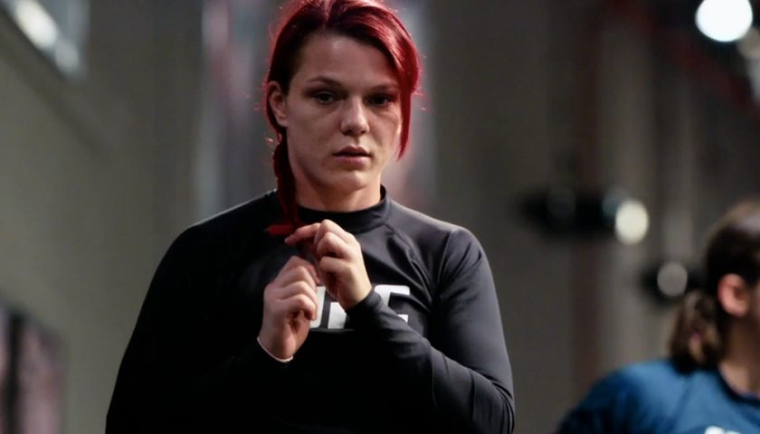 """Gillian """"Savage"""" Robertson Calls For First Round Finish Over Meatball Molly"""