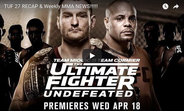 The Ultimate Fighter Season 27 - Episode 3 Recap