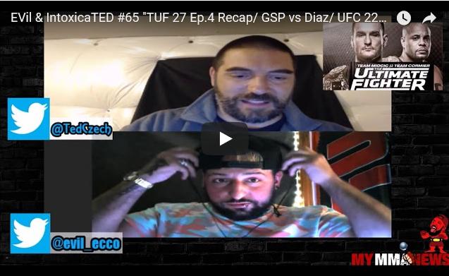 TUF 27 Episode 4 Recap & UFC 224 Preview