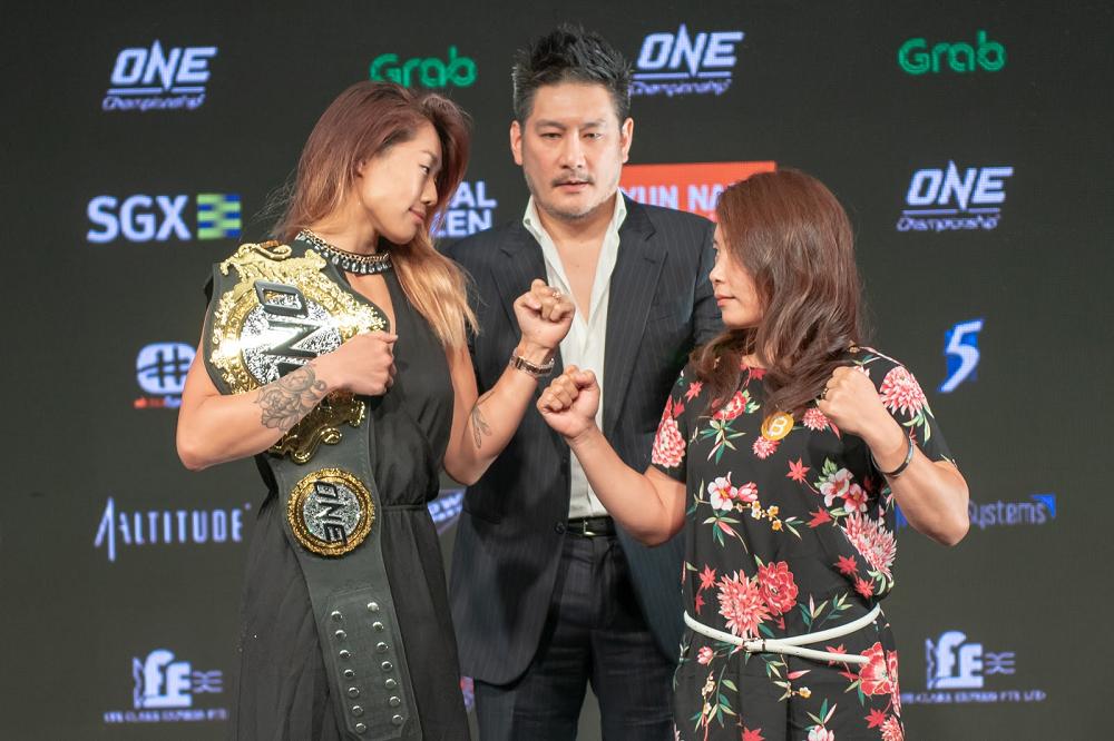 ONE Championship super app, Angela Lee