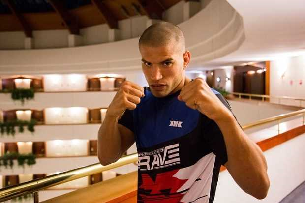 Leonardo Mafra wants to represent Brazil well at Brave 12