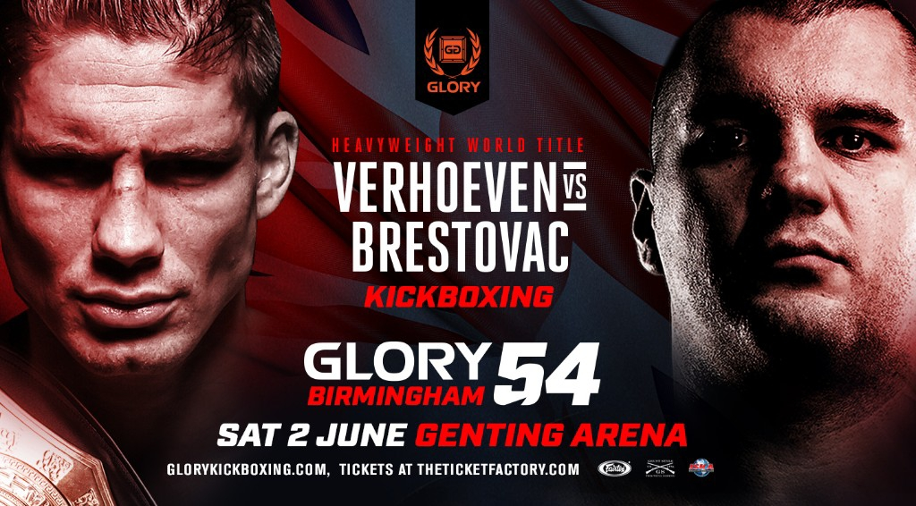 Heavyweight clash between Rico Verhoeven and Mladen Brestovac elevated to title fight