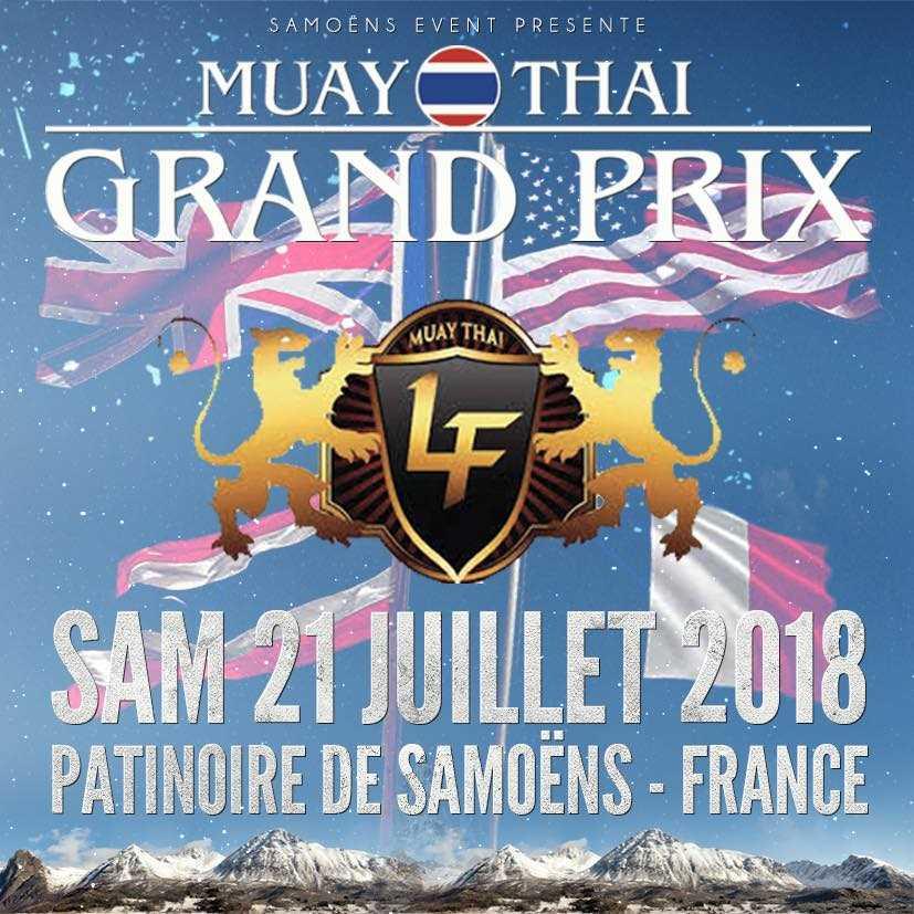Lion Fight, Muay Thai Grand Prix