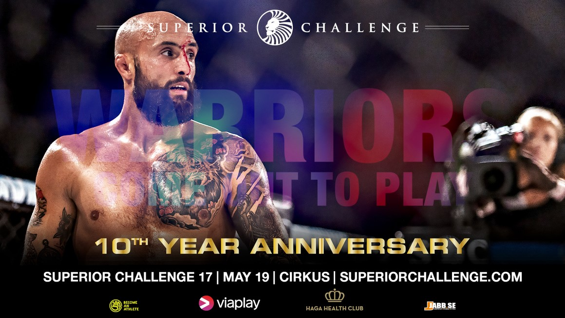 Superior Challenge 10th year anniversary - Watch here