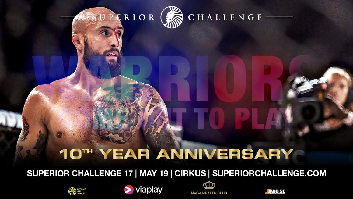 Superior Challenge 10th year anniversary - Watch here