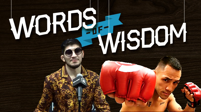 Bellator veteran, Emmanuel Sanchez has words of wisdom for Dillon Danis