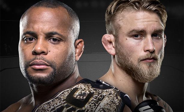 interim title fight