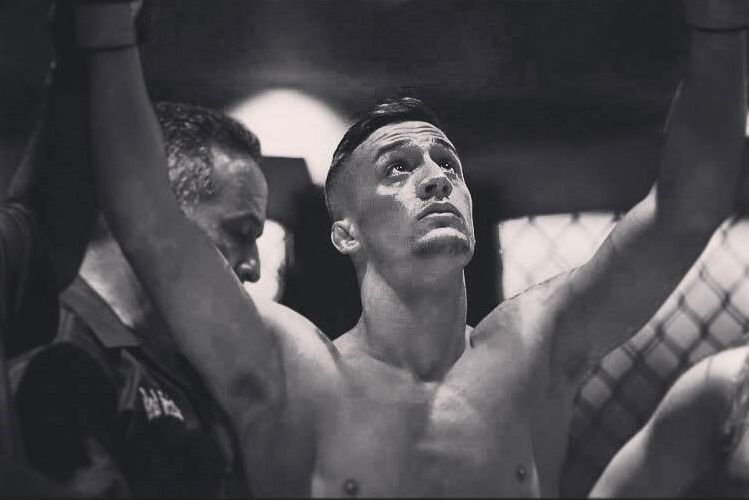 """""""The Hitman"""" Phil Caracappa looking to stay perfect at Ring of Combat 63"""