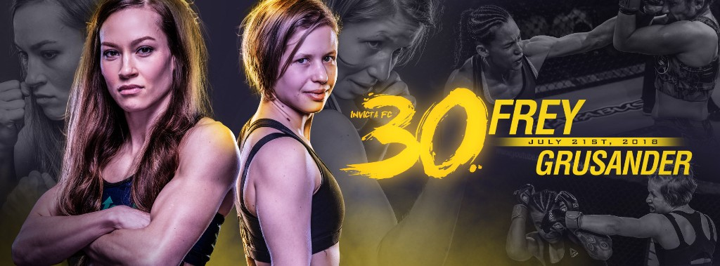 Invicta FC 30 Fight Card Completed with Eight Bouts