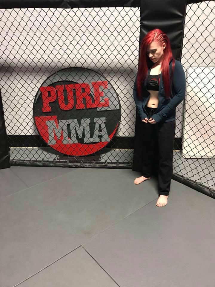 Marissa Jean Vanglahn, Pure MMA