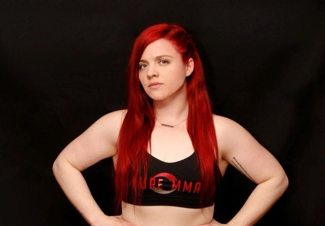 Marissa Jean does not plan on letting her first MMA fight go to the judges