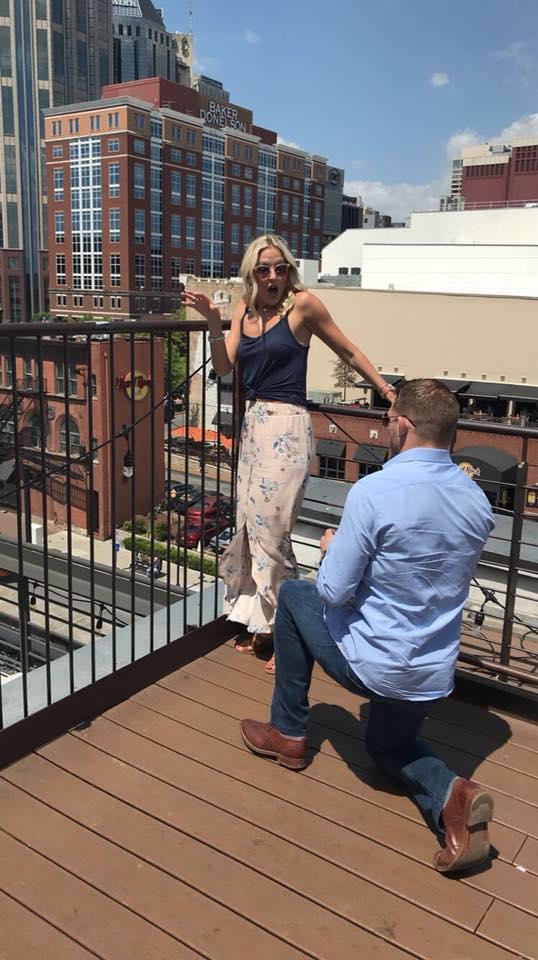 Jason Witt proposes