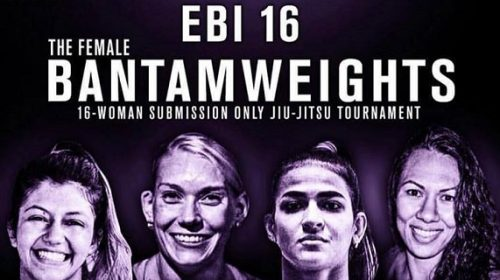 LIVE – EBI 16 Results – The Female Bantamweights