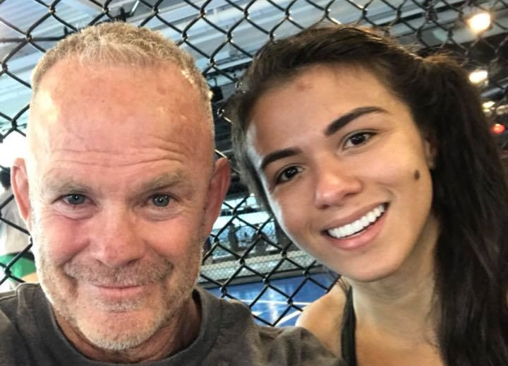 Chris Luttrell, Claudia Gadelha