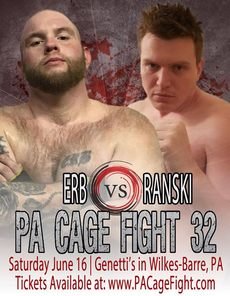 PA Cage Fight 32, Mike Erb