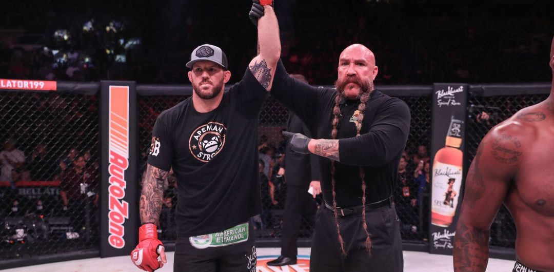 Ryan Bader Q&A: Heavyweight Grand Prix, Legendary Opponents and Multi-Division Championships